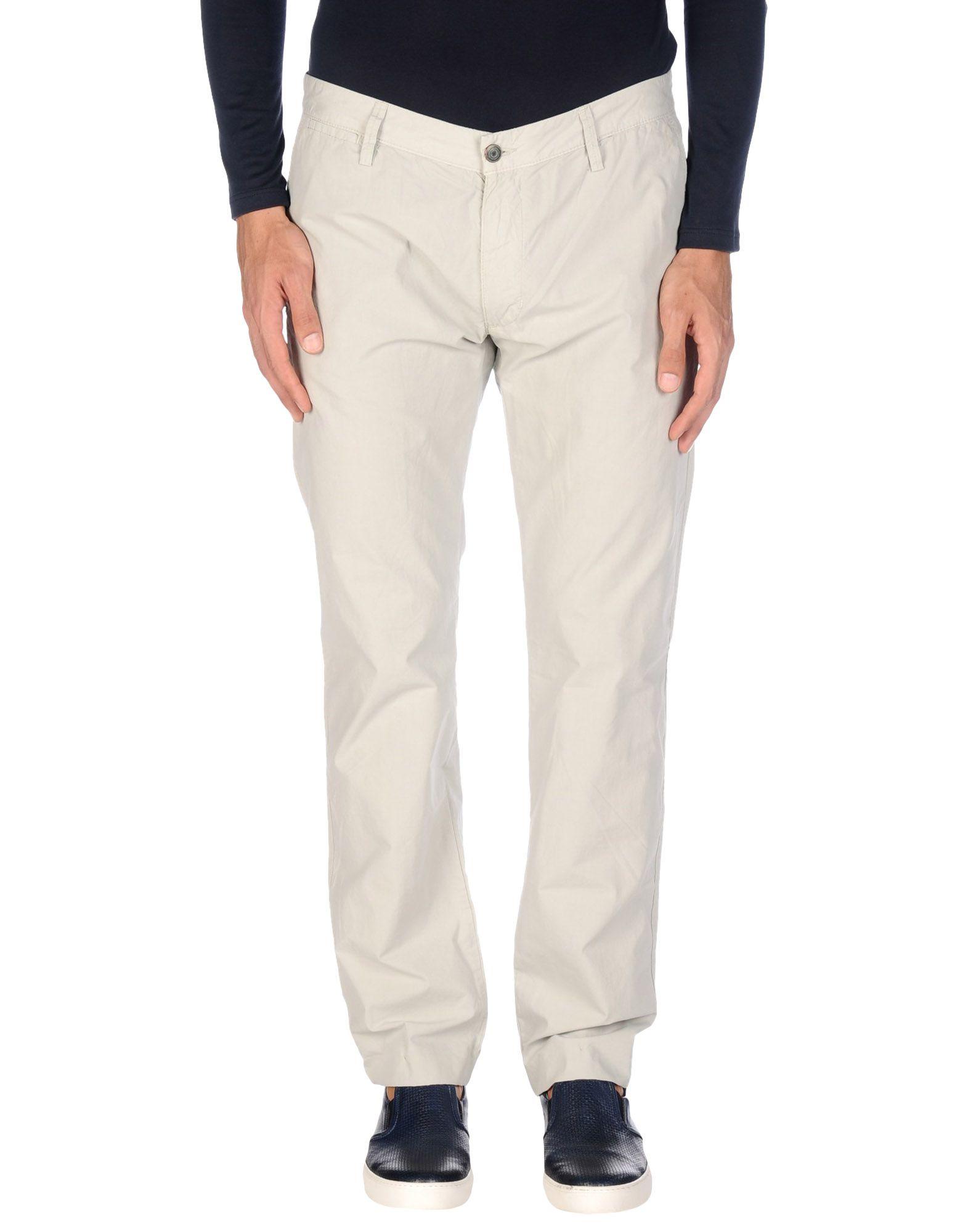 где купить  44D CORSO DELLA REPUBBLICA Повседневные брюки  по лучшей цене