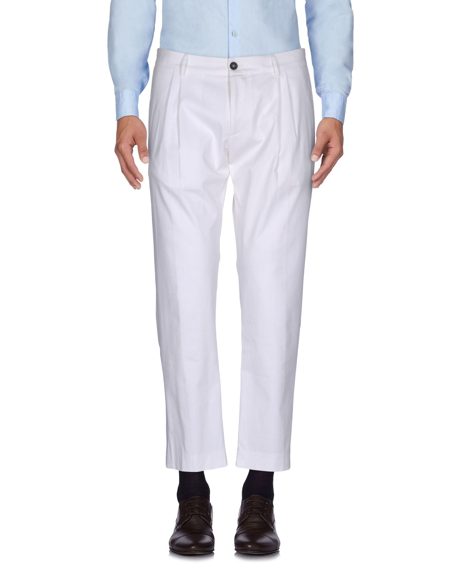 где купить  LES HOMMES Повседневные брюки  по лучшей цене