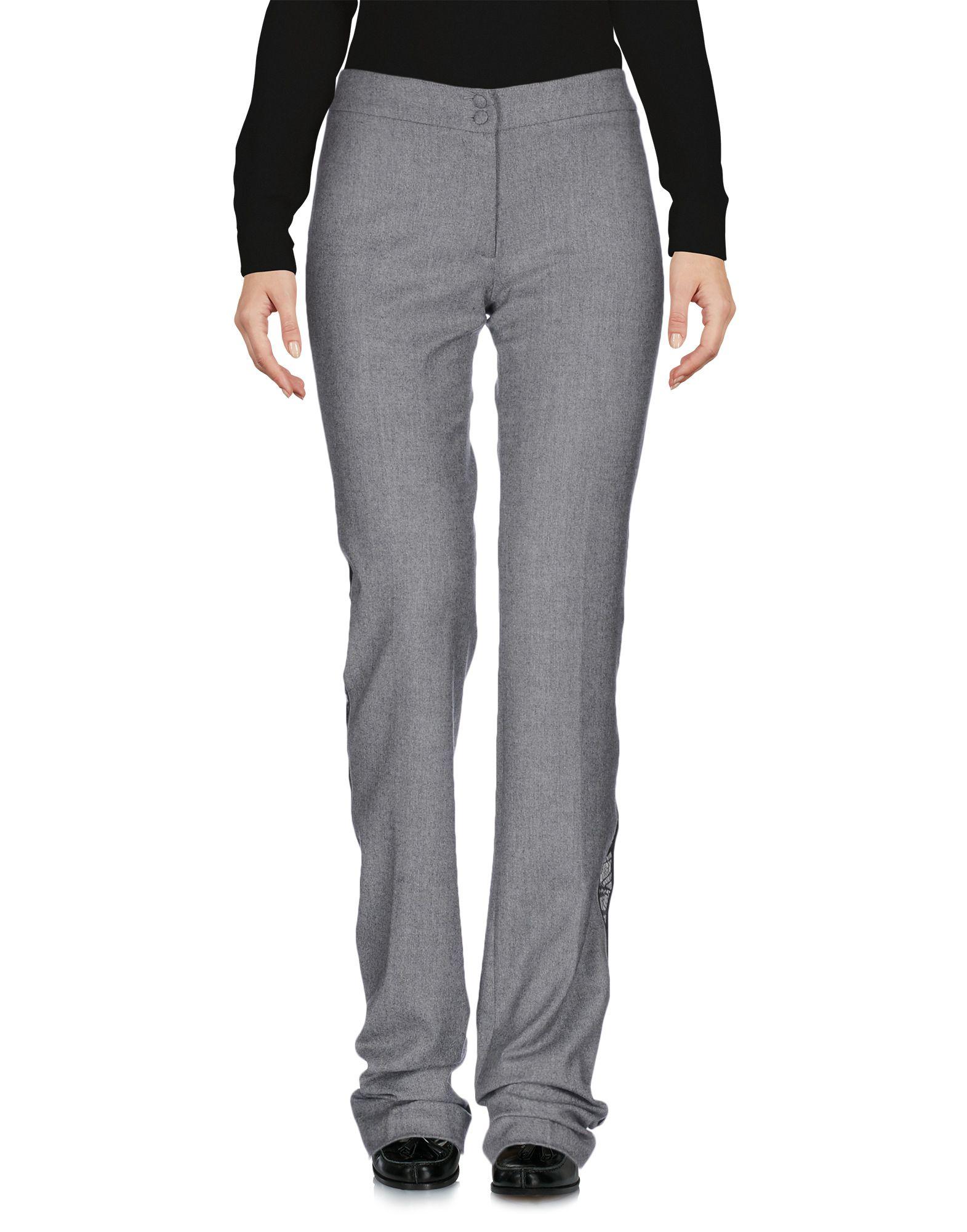 CRISTIANO BURANI Casual Pants in Grey