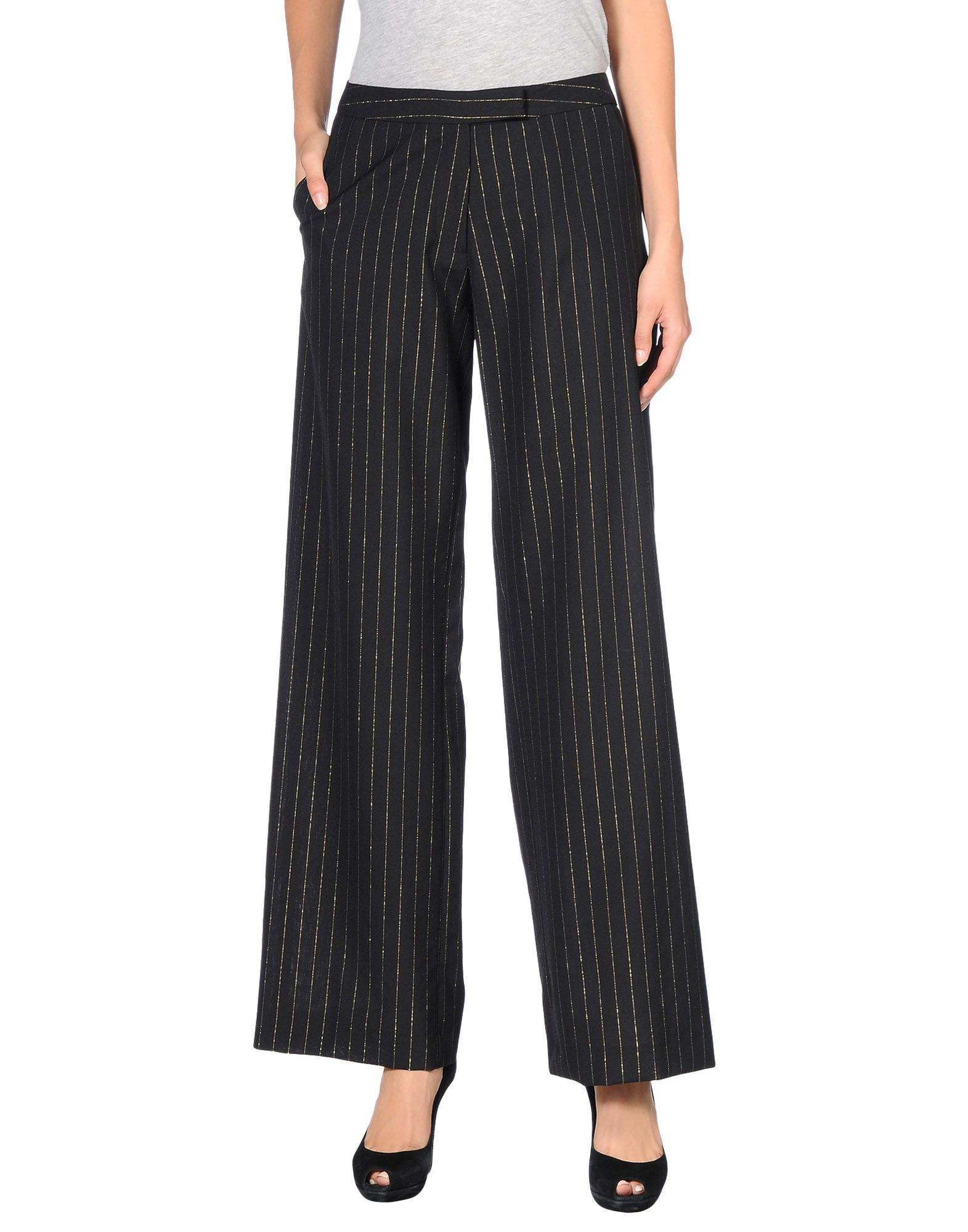 ARTHUR ARBESSER Casual Pants in Black
