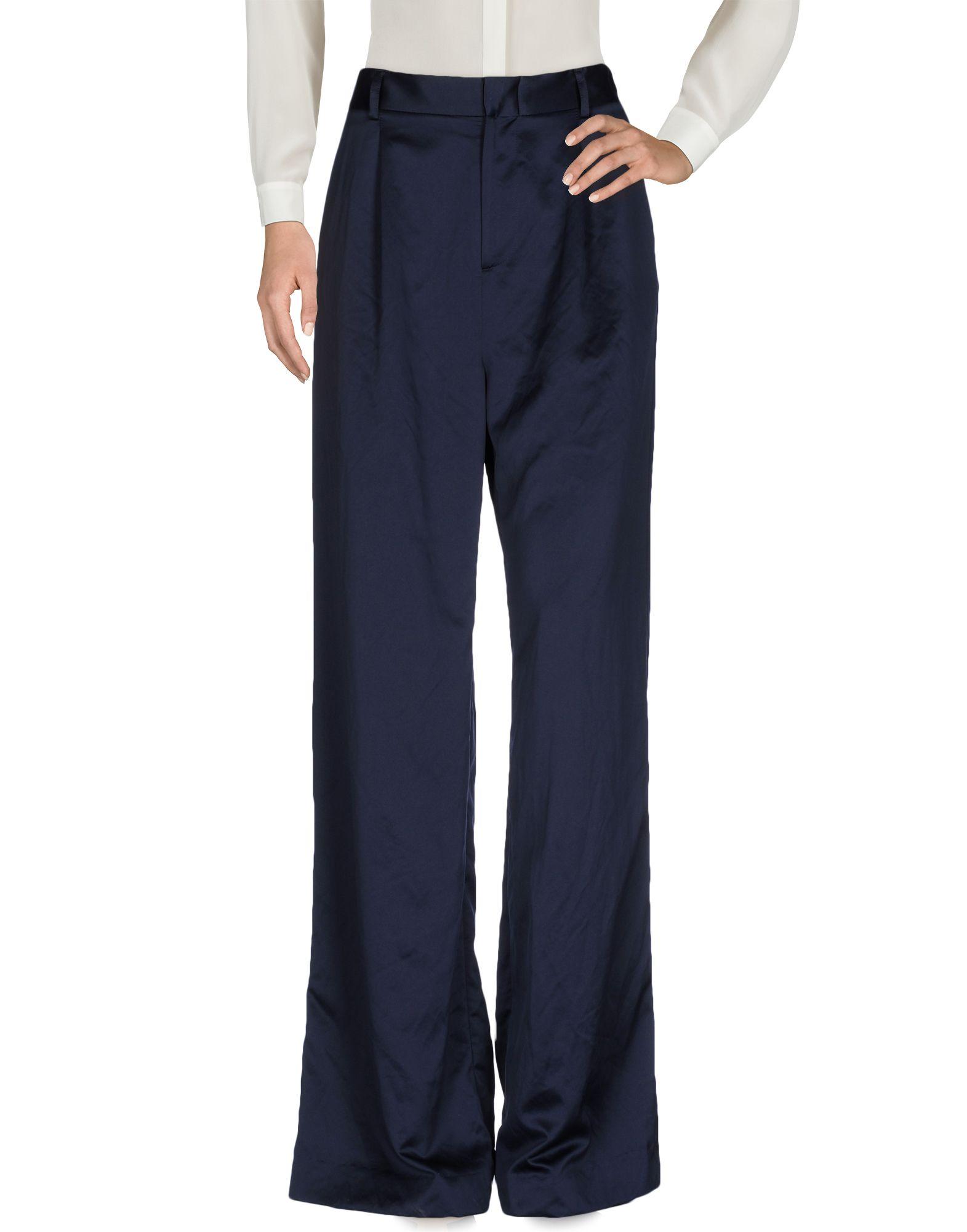 ALICE + OLIVIA Повседневные брюки alice olivia широкие джинсы