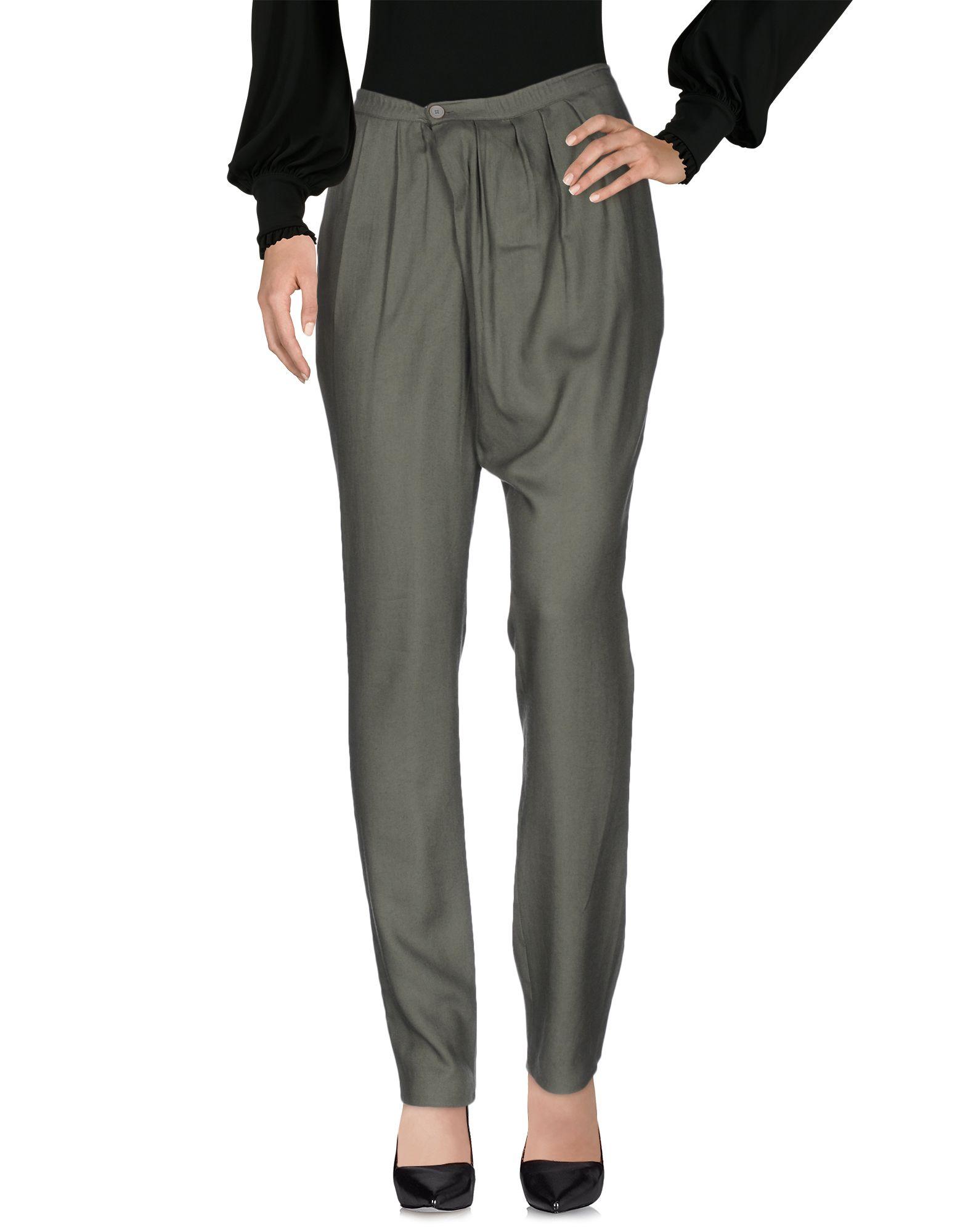 цена ANNE VALERIE HASH Повседневные брюки онлайн в 2017 году