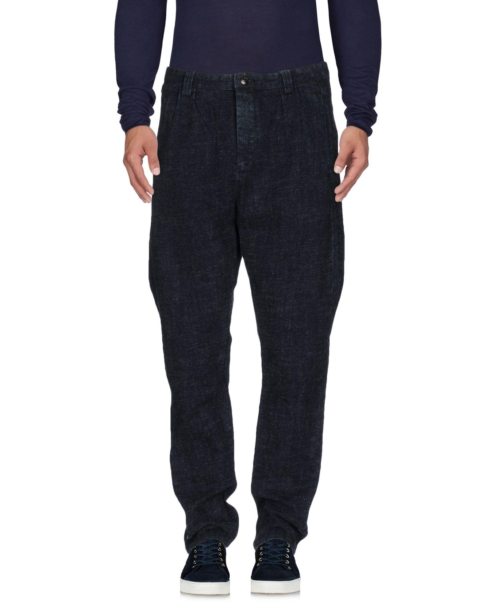 JOURNAL Denim Pants in Dark Blue