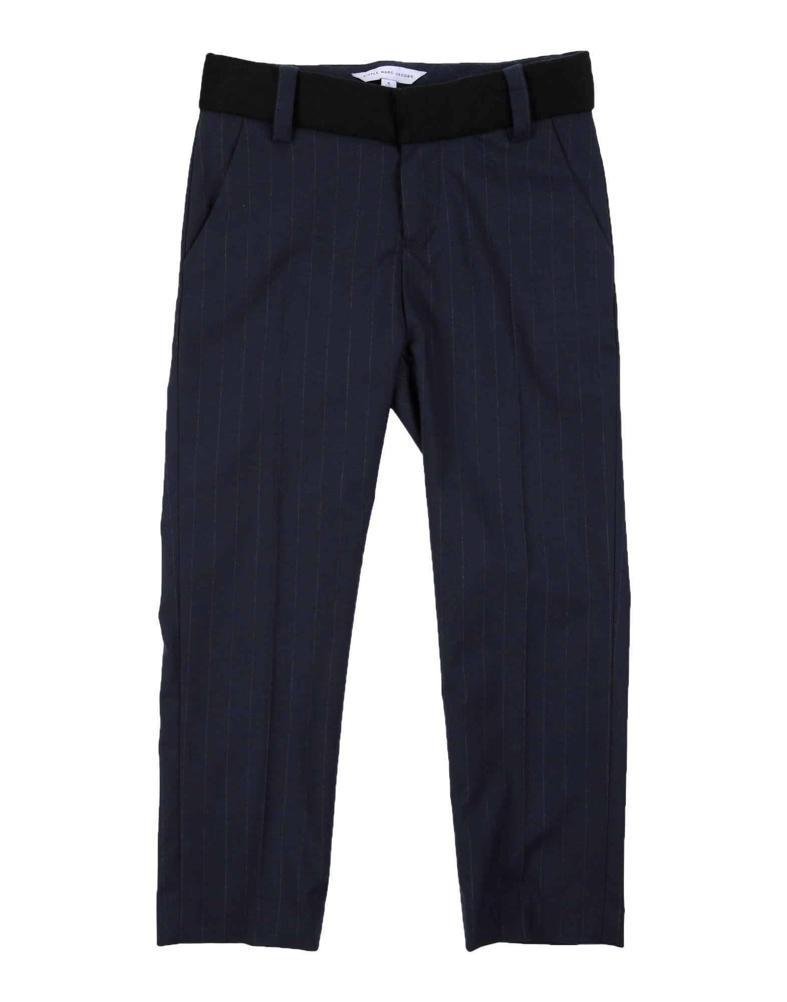 LITTLE MARC JACOBS Повседневные брюки спортивные брюки серые little marc jacobs ут 00007281 page 8