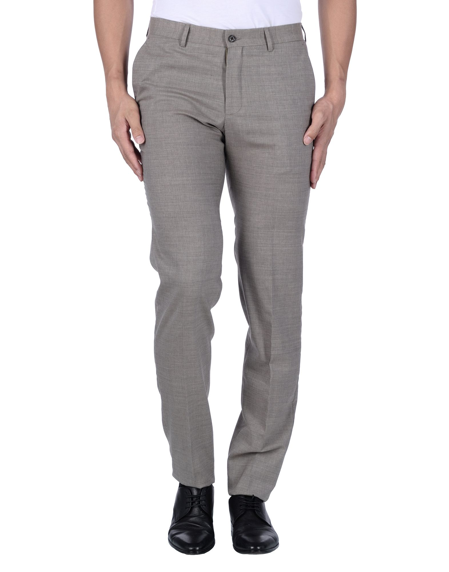 ANDREA INCONTRI Casual Pants in Grey