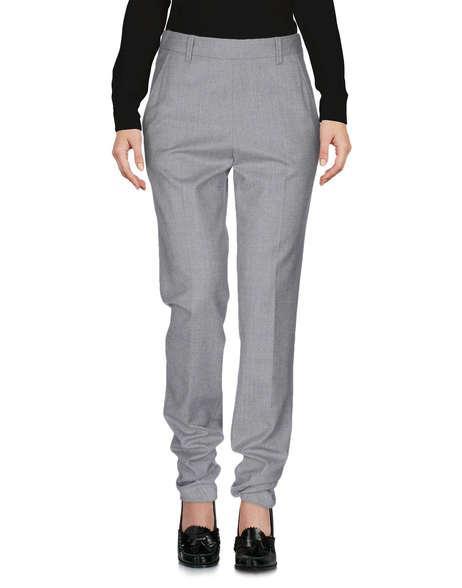 Фото BARBARA BUI Повседневные брюки. Купить с доставкой