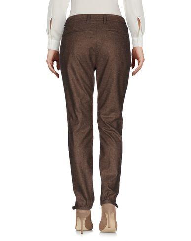 Фото 2 - Повседневные брюки от ELEVENTY цвета хаки