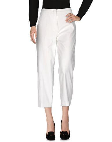 Купить Повседневные брюки от BLUE LES COPAINS белого цвета