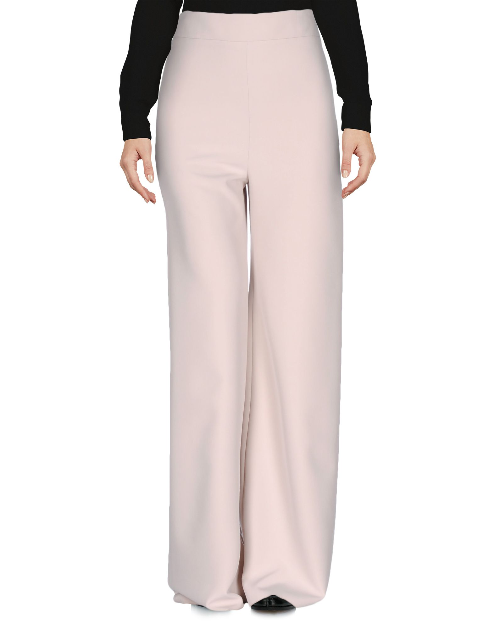 LE RAGAZZE DI ST. BARTH Повседневные брюки olympia le tan джинсовые брюки