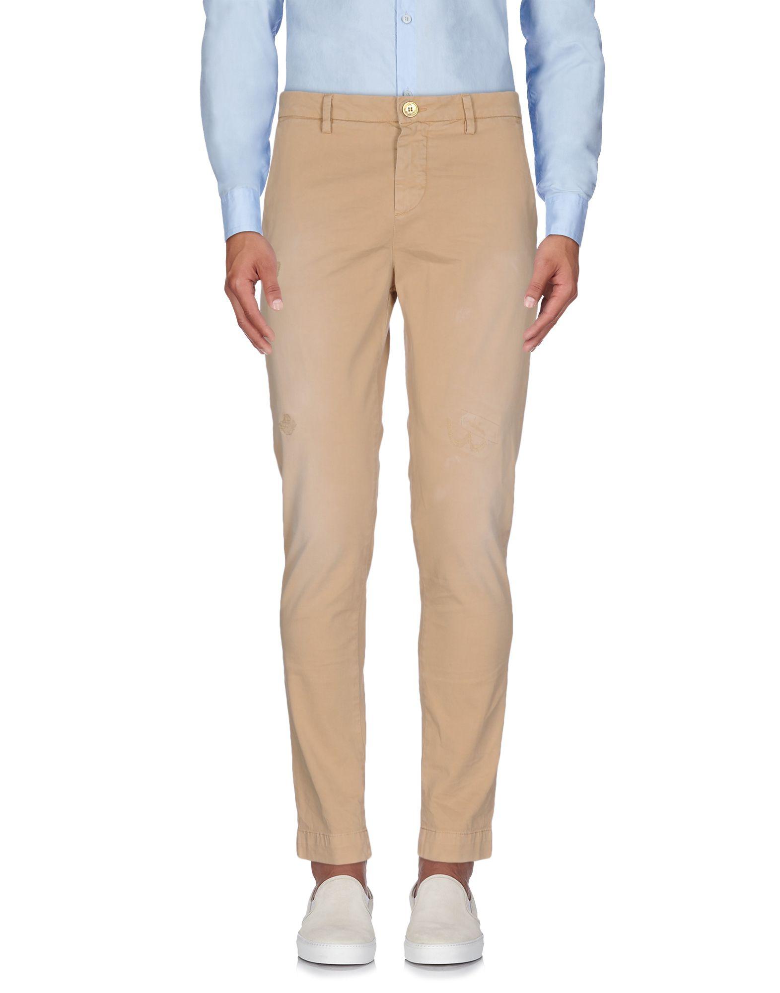купить AGLINI Повседневные брюки по цене 10250 рублей