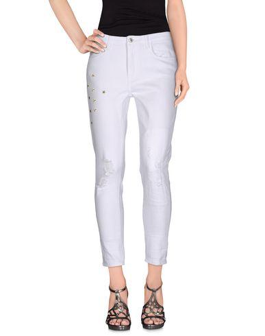 Купить Джинсовые брюки от ODI ET AMO белого цвета
