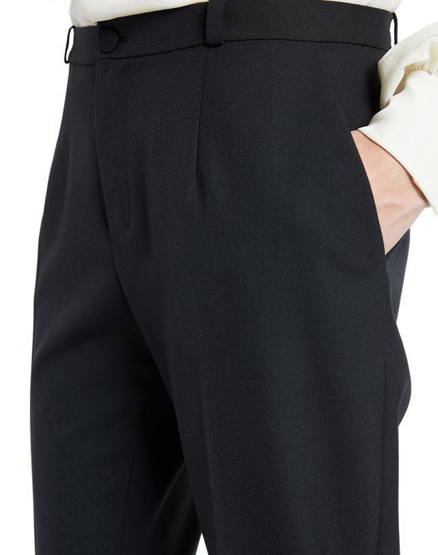 LANVIN HEMP CANVAS PANTS Pants D a