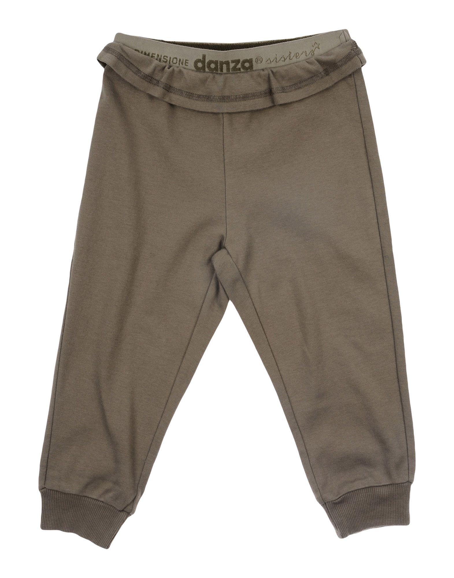 DIMENSIONE DANZA SISTERS Повседневные брюки недорго, оригинальная цена