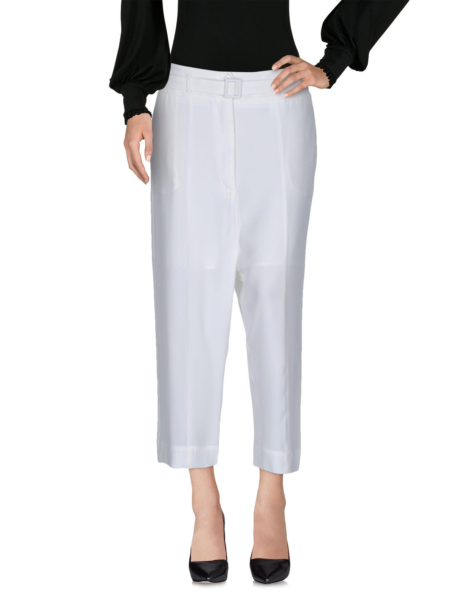 цена I'M ISOLA MARRAS Повседневные брюки онлайн в 2017 году