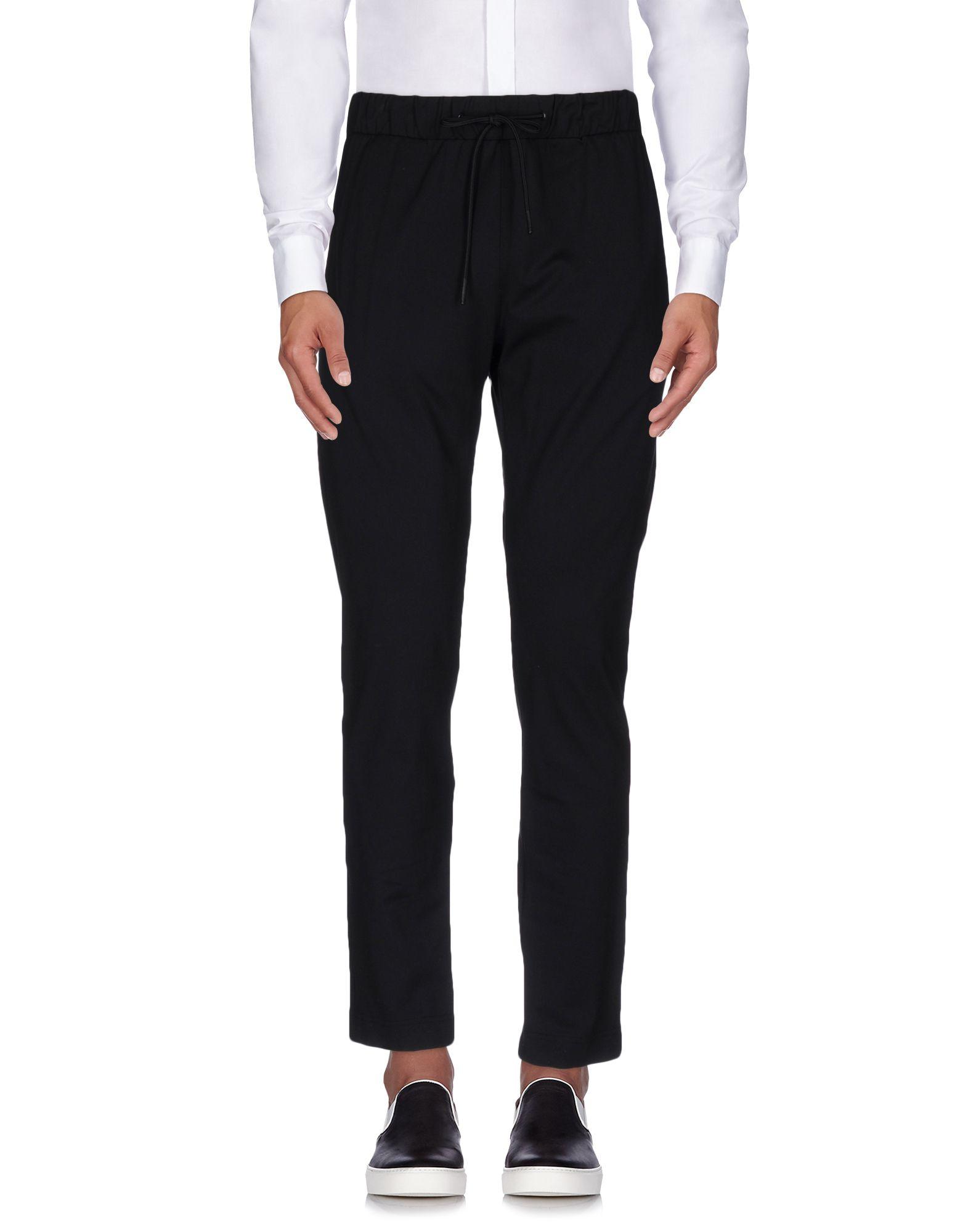 THEORY 38 Повседневные брюки theory черные брюки со штрипками