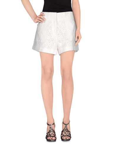 DEREK LAM 10 CROSBY TROUSERS Shorts Women