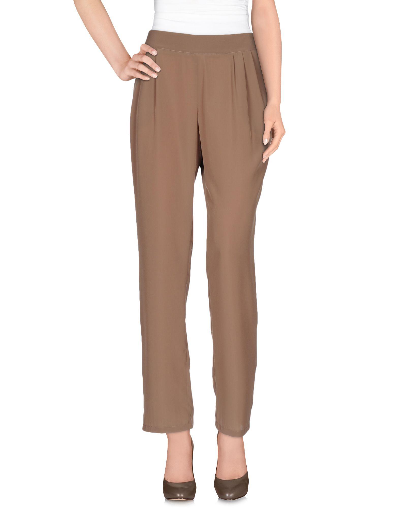BLEU BLANC ROUGE Повседневные брюки poivre blanc брюки мембранные w16 0922 jrby на лямках черный