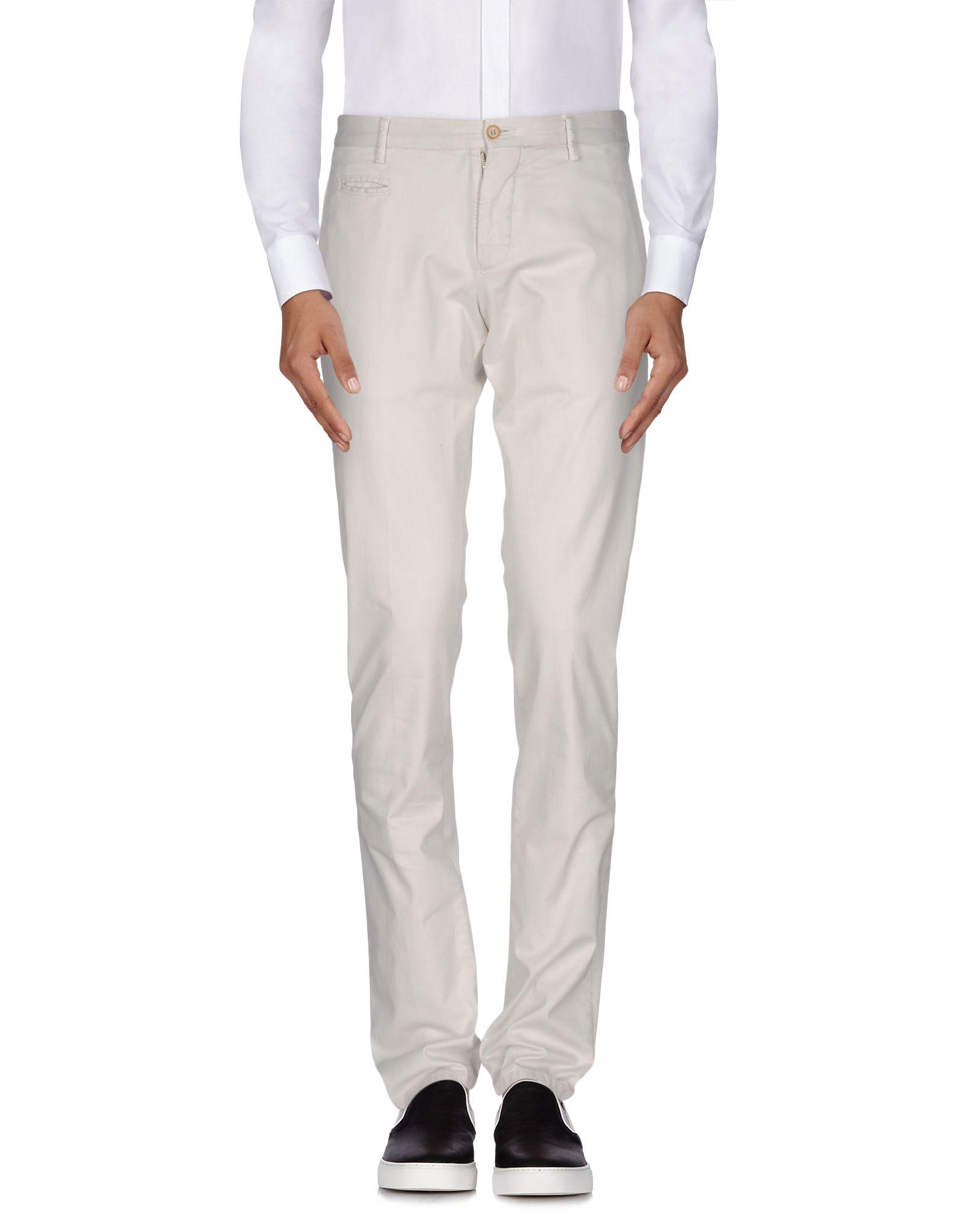 ALTEA dal 1973 Повседневные брюки altea dal 1973 джинсовая рубашка