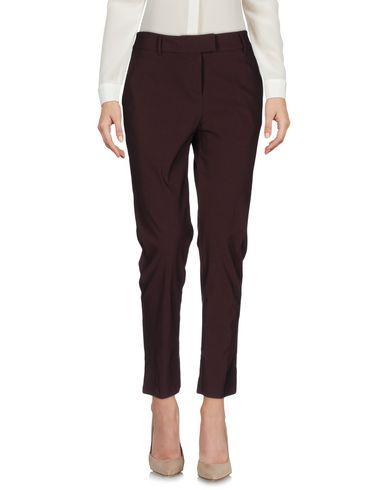 Фото - Повседневные брюки от TWINSET цвет баклажанный