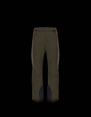 MONCLER CASUAL TROUSER - Casual trousers - men