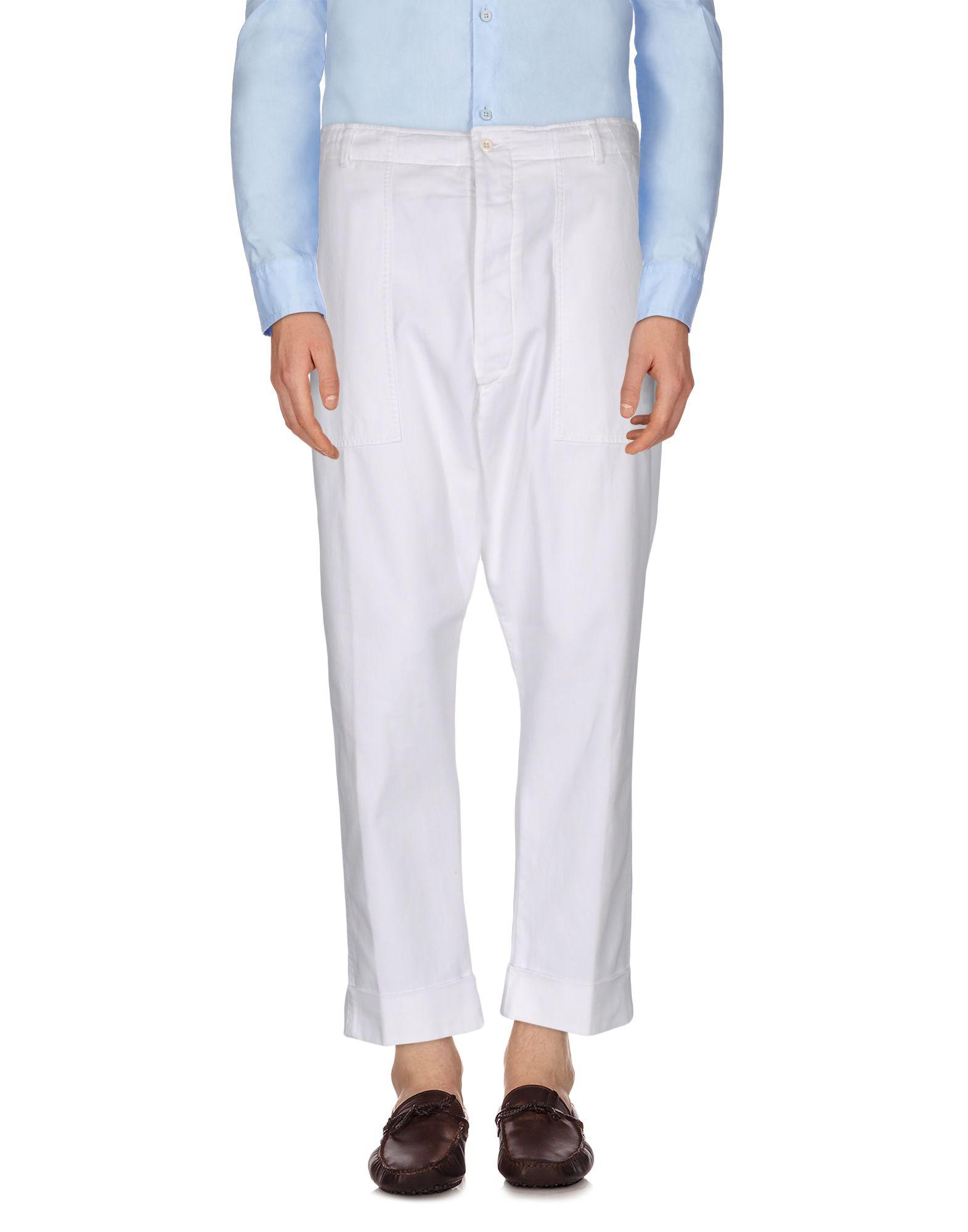 WOOSTER + LARDINI Повседневные брюки nick wooster x leffot 2012 fall collection