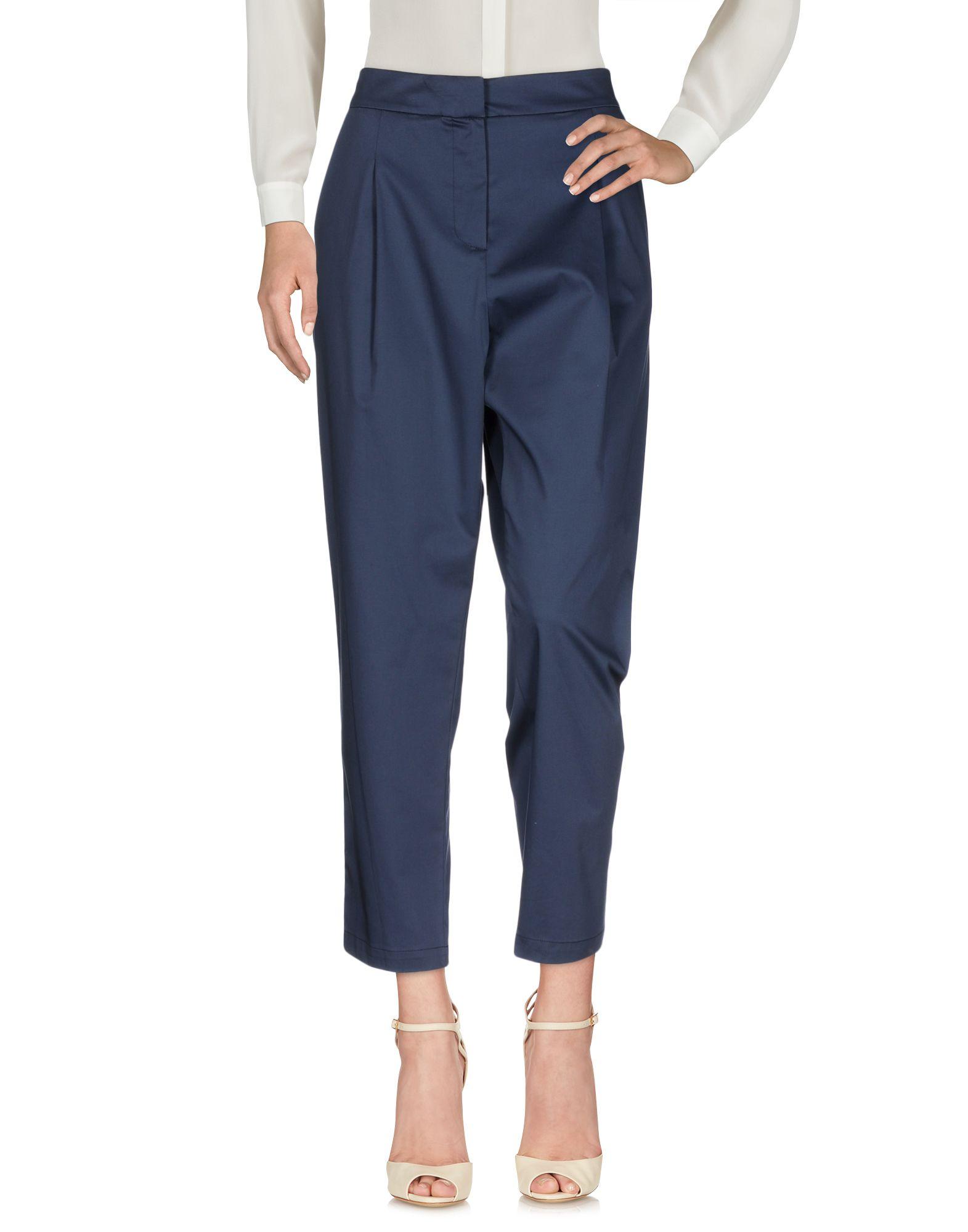 ANIYE BY Damen Hose Farbe Blau Größe 6