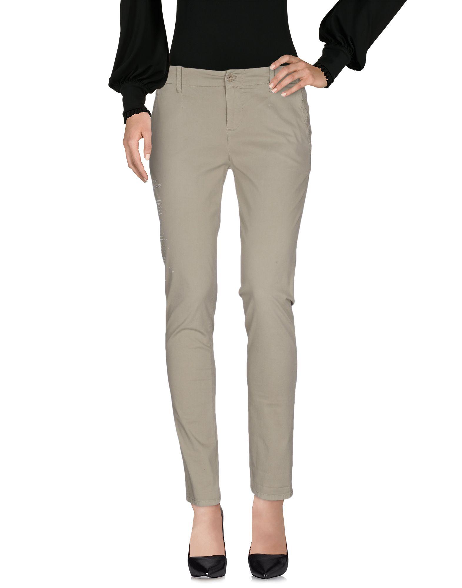 LIU •JO JEANS Повседневные брюки цена 2017