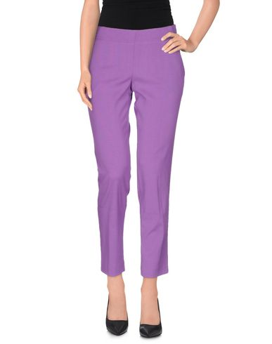 Купить Повседневные брюки фиолетового цвета