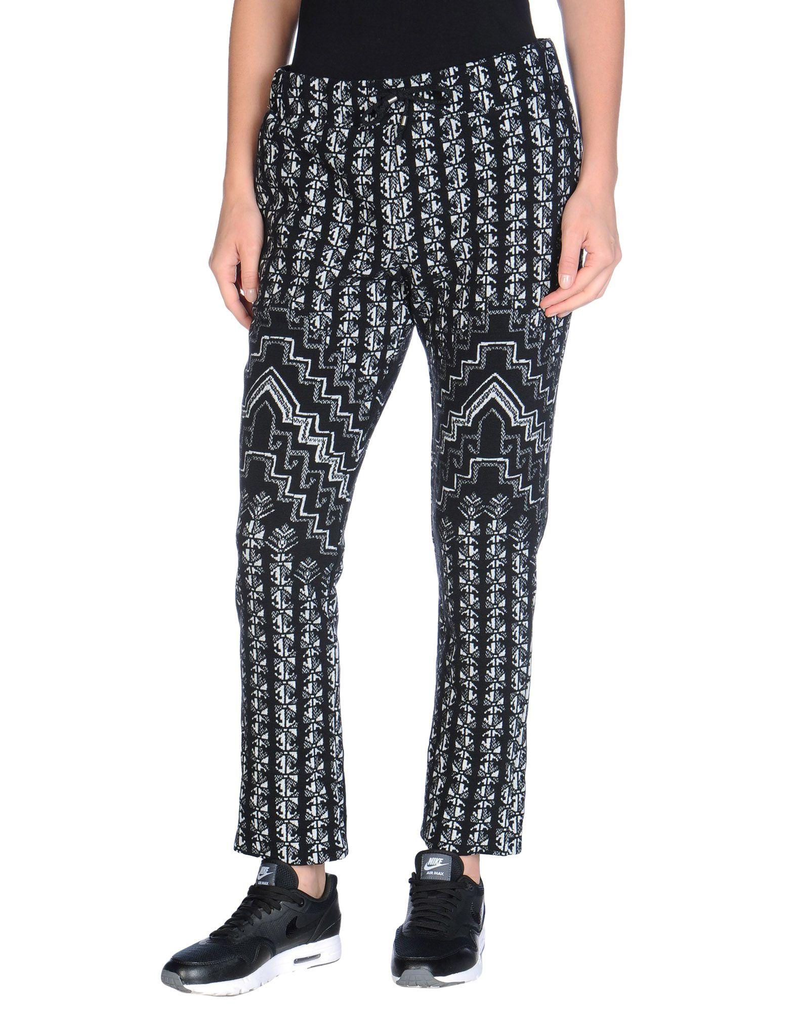 цена MARA HOFFMAN ACTIVE Повседневные брюки онлайн в 2017 году
