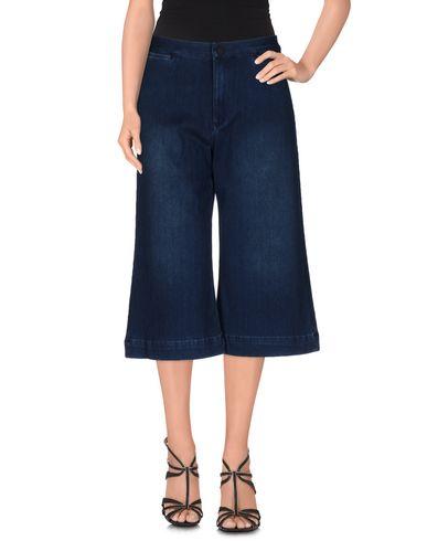Джинсовые брюки-капри от ACYNETIC