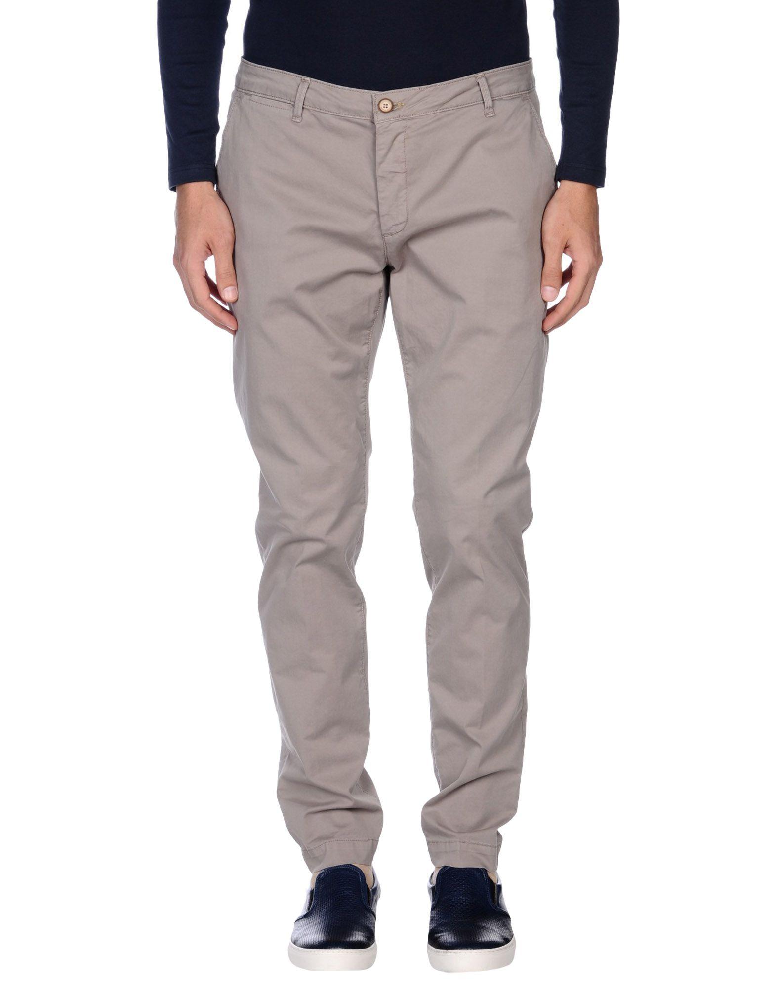 HERMITAGE Повседневные брюки janssen 50 trend edition