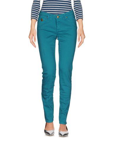 Джинсовые брюки от DUCK FARM