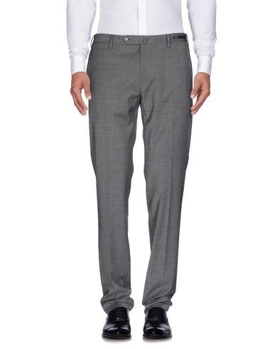 Купить Повседневные брюки от PT01 серого цвета