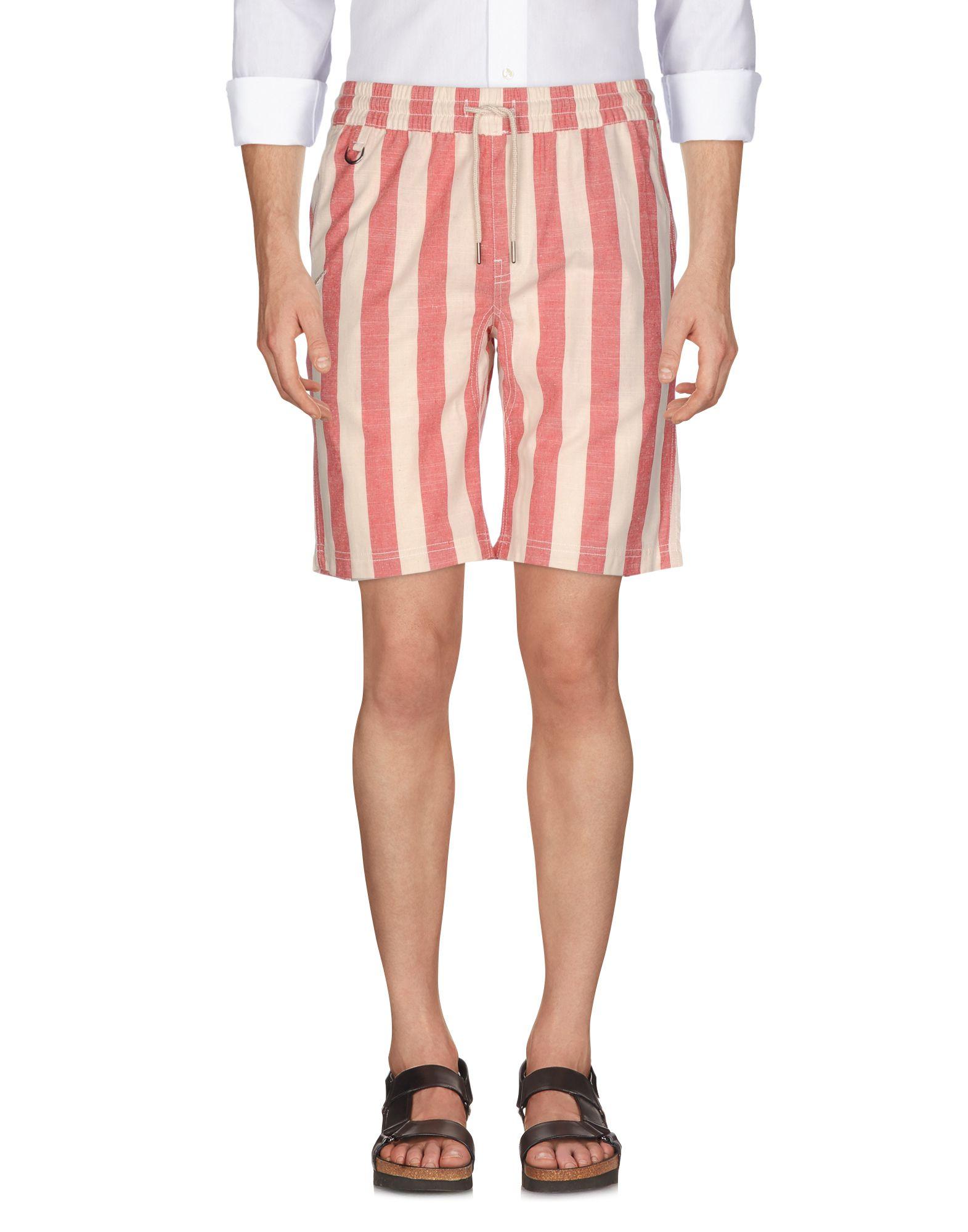 PUBLISH Shorts & Bermuda in Red