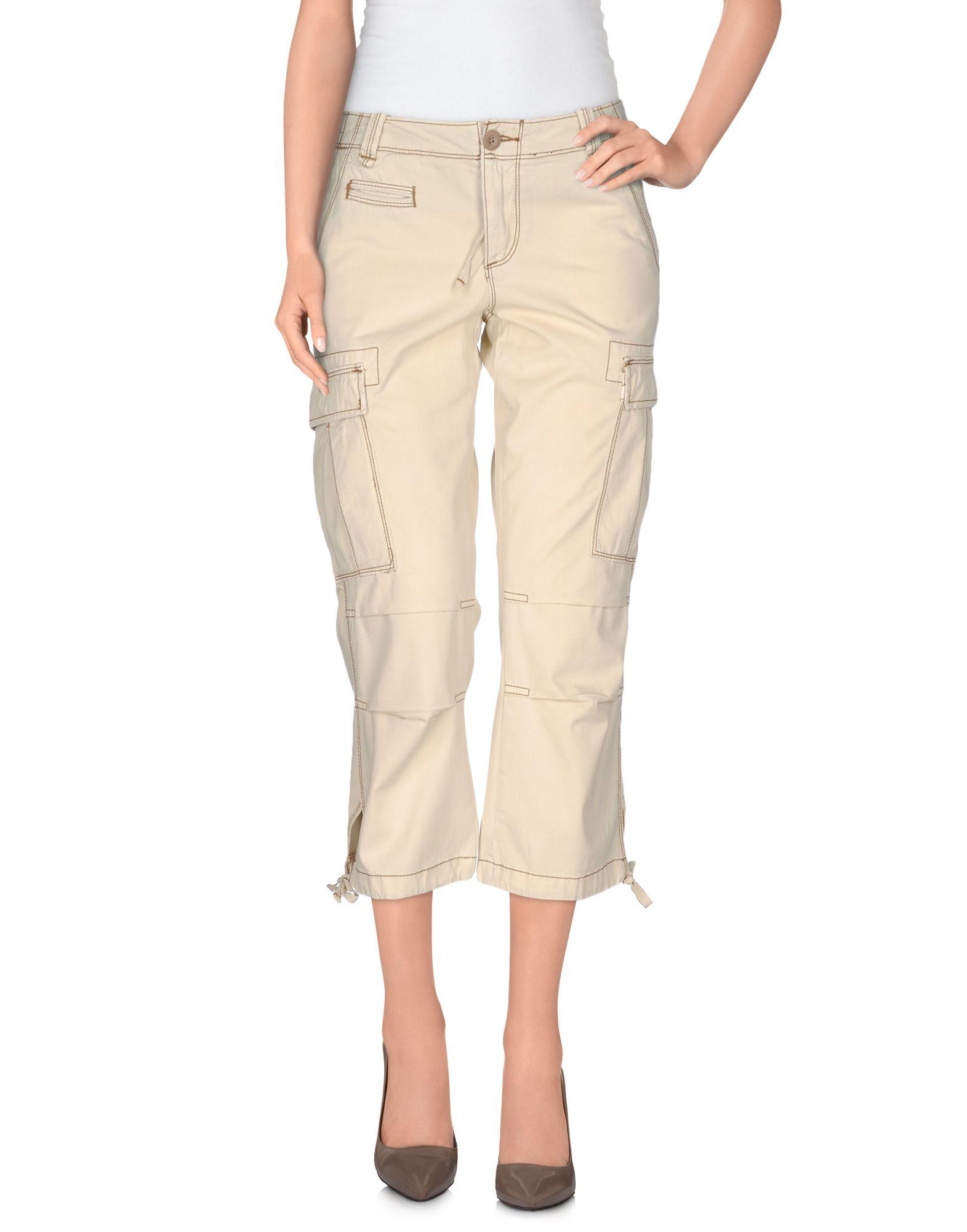 POLO JEANS COMPANY Брюки-капри polo jeans company сумка на руку