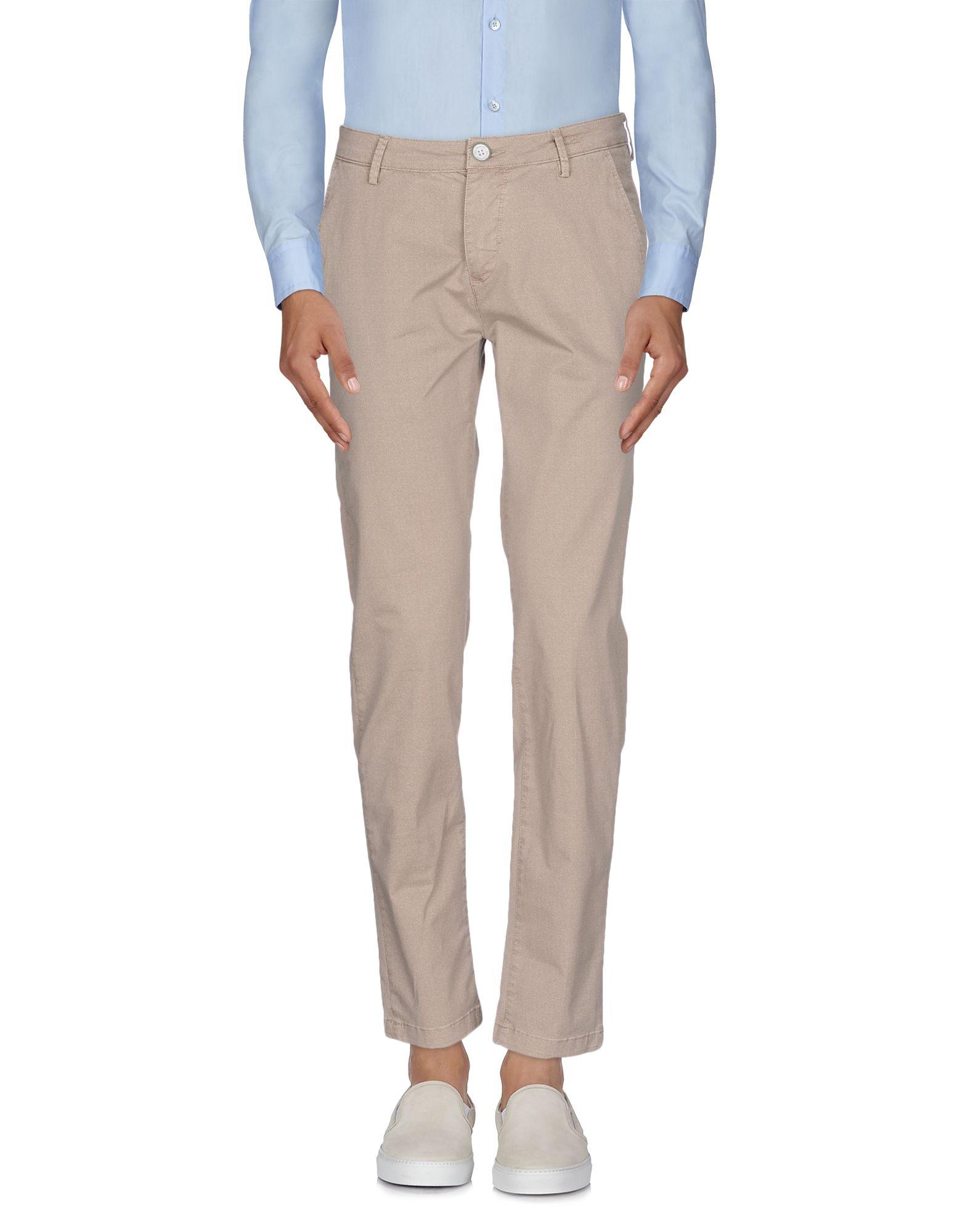 цены YAN SIMMON Повседневные брюки