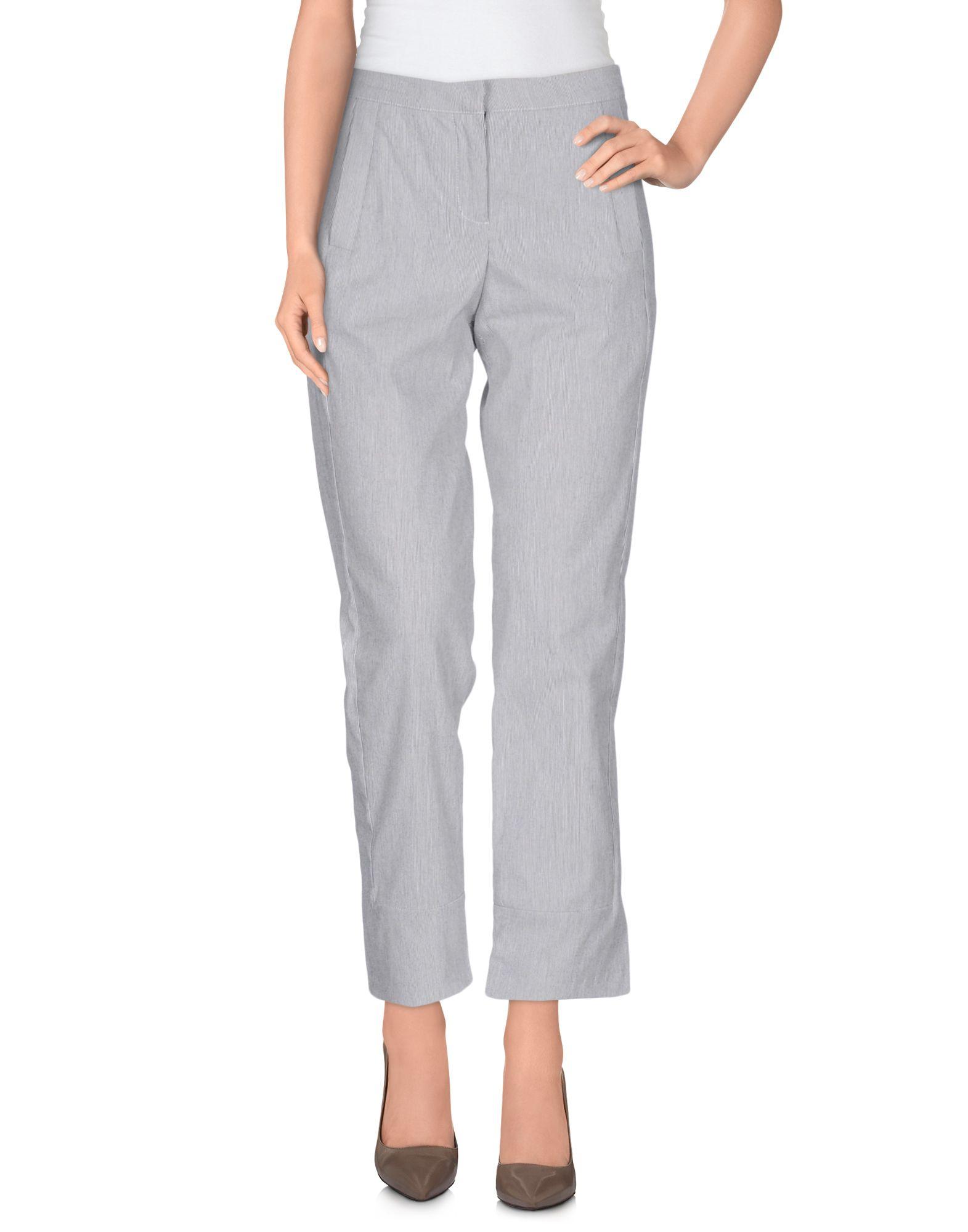 ROSE & WILLARD Повседневные брюки цена