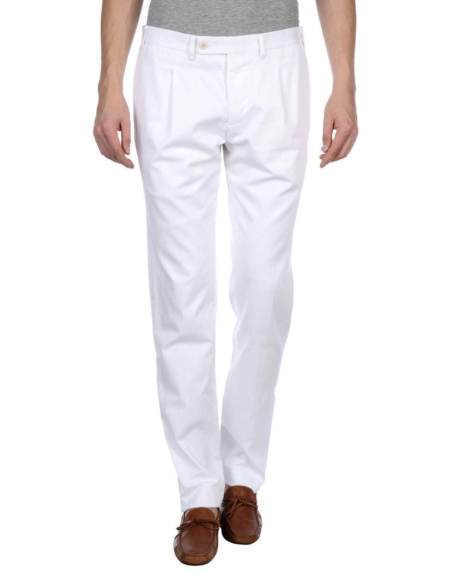 GABRIELE PASINI Повседневные брюки машинка для стрижки braun en 10