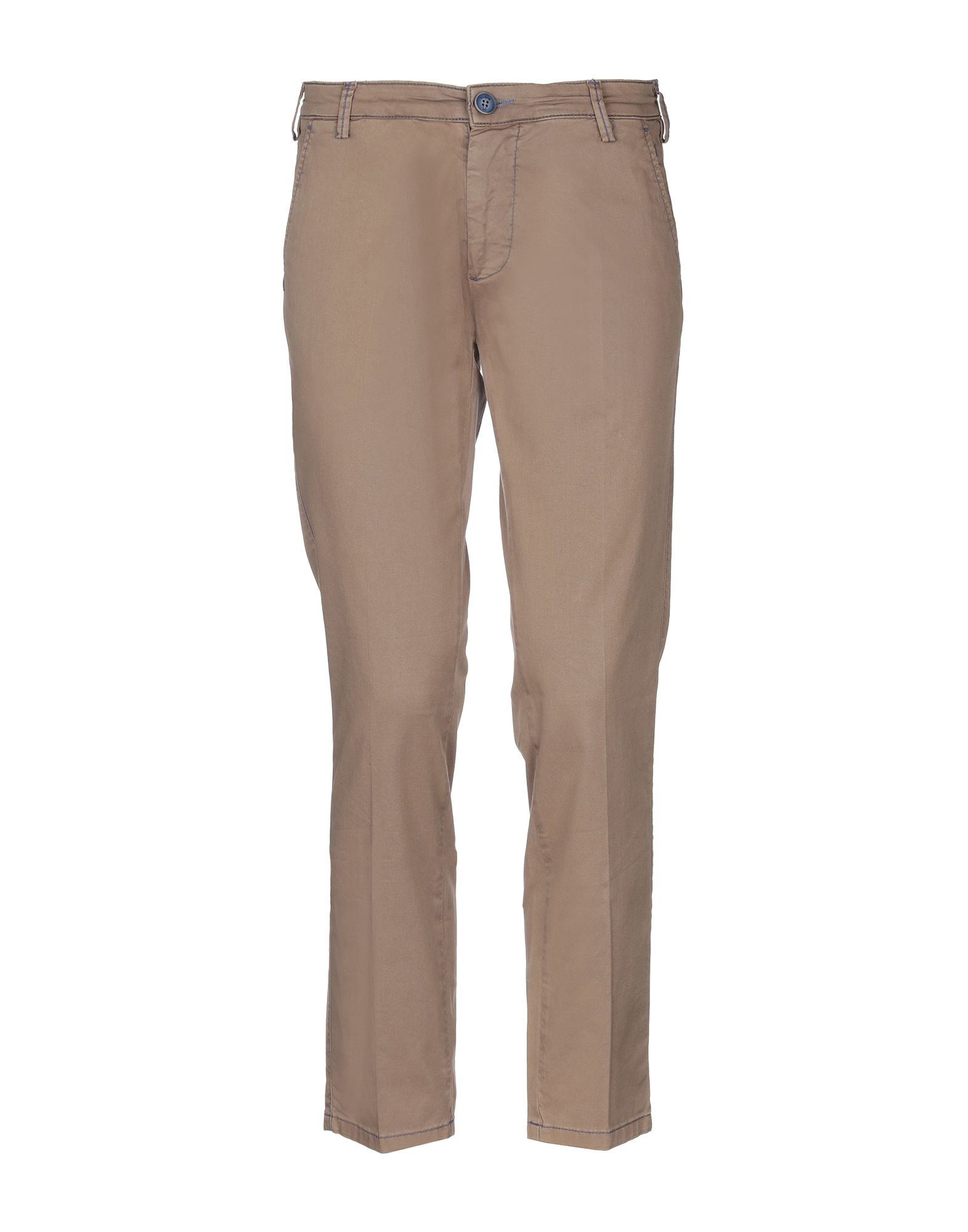 《セール開催中》DIMATTIA メンズ パンツ カーキ 46 コットン 97% / ポリウレタン 3%