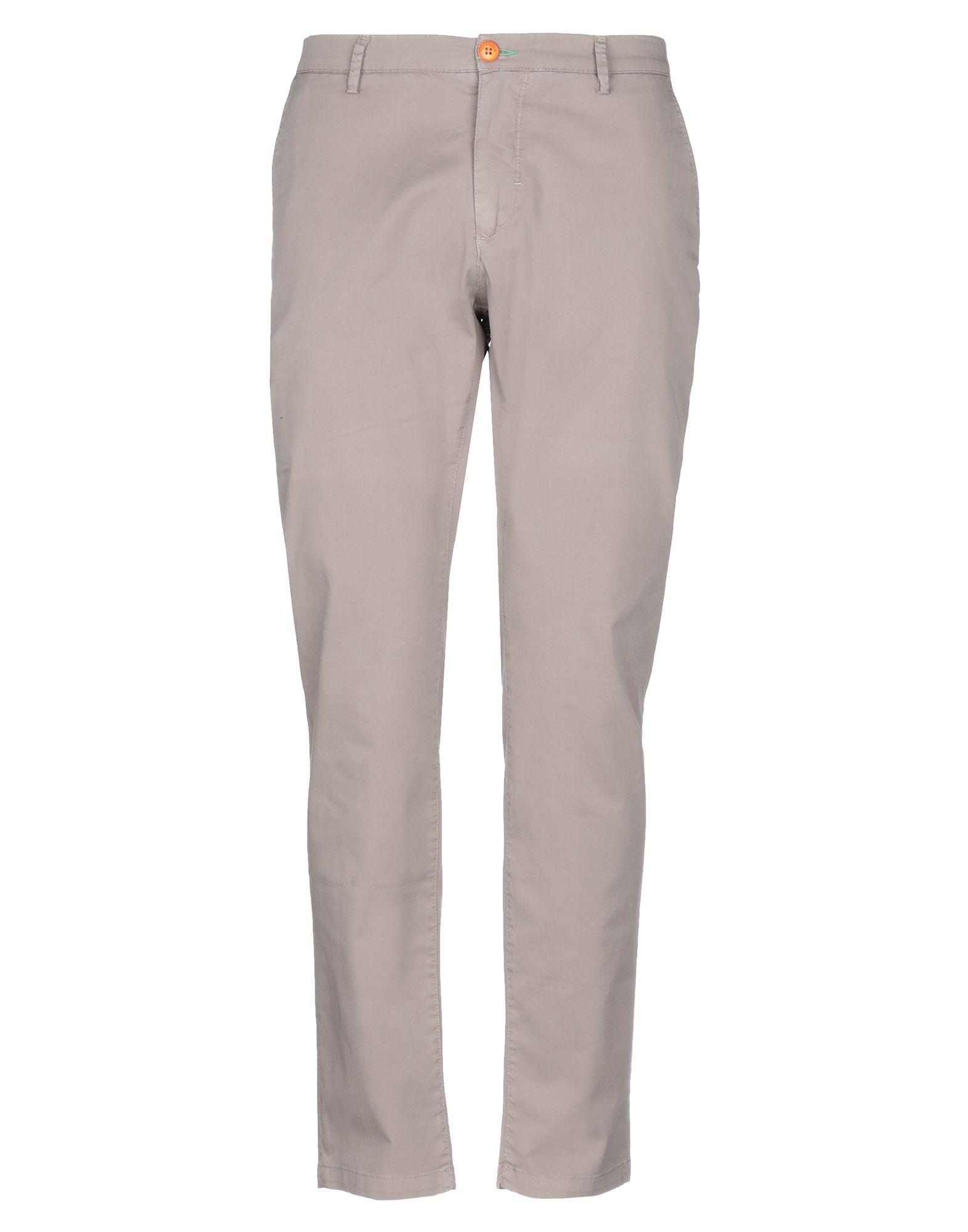 YAN SIMMON Повседневные брюки
