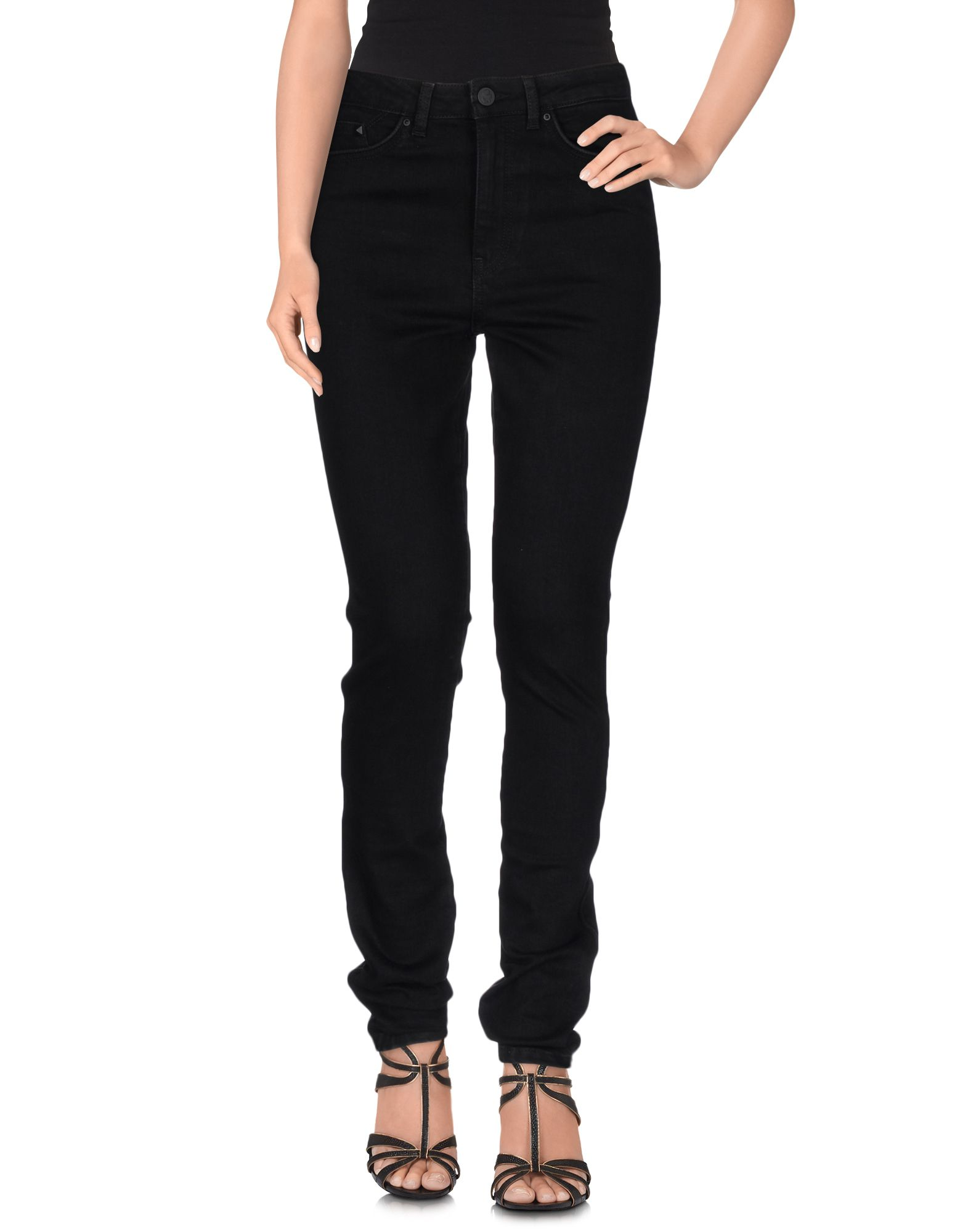 KARL LAGERFELD Джинсовые брюки брюки karl lagerfeld kids брюки