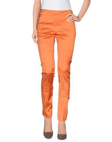 Купить Повседневные брюки от VIA MASINI 80 оранжевого цвета