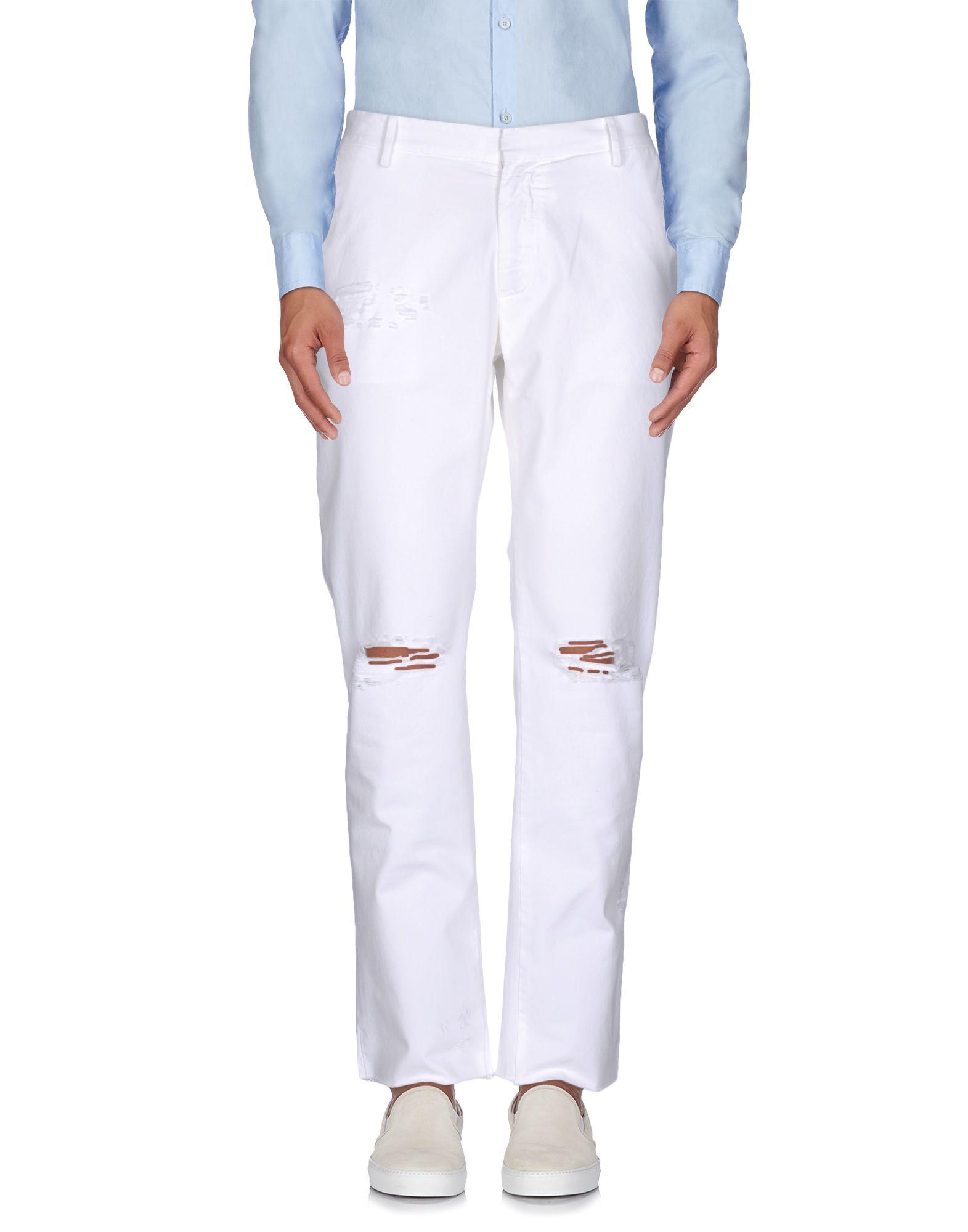 где купить ROUNDEL LONDON Повседневные брюки по лучшей цене