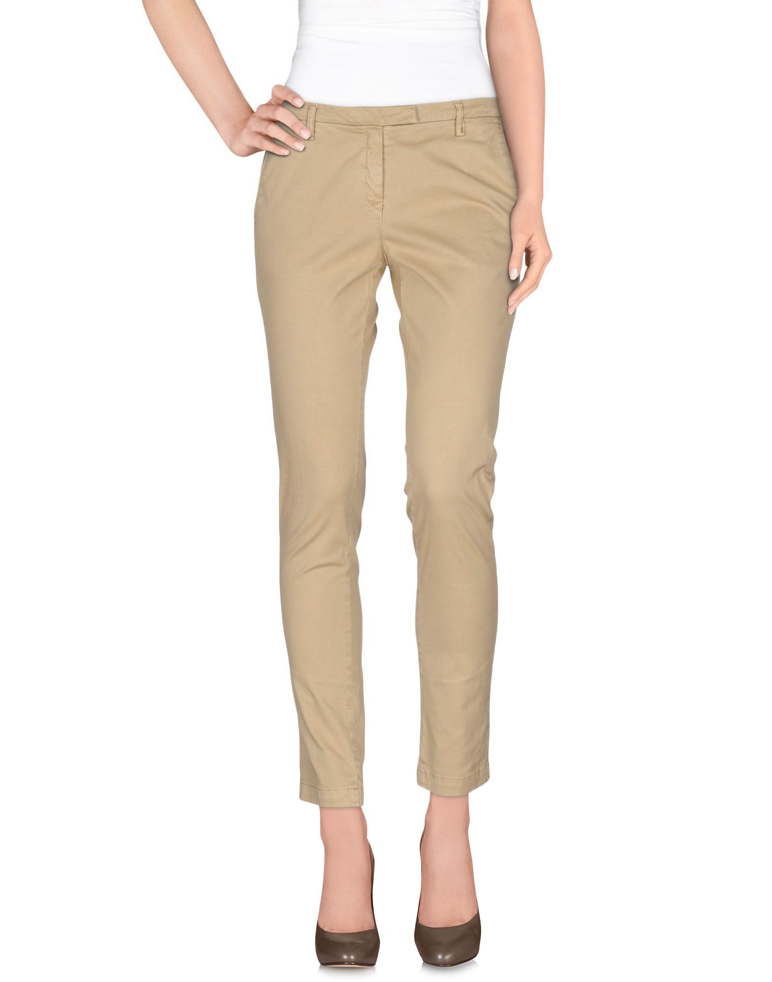ФОТО department 5 повседневные брюки