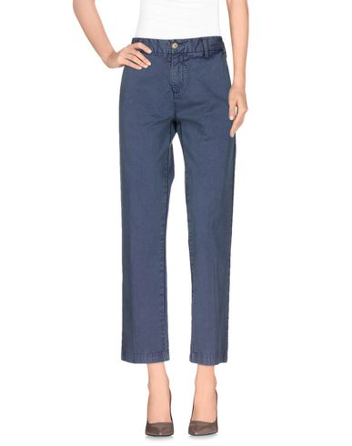 Купить Повседневные брюки от LAURENCE DOLIGÉ темно-синего цвета