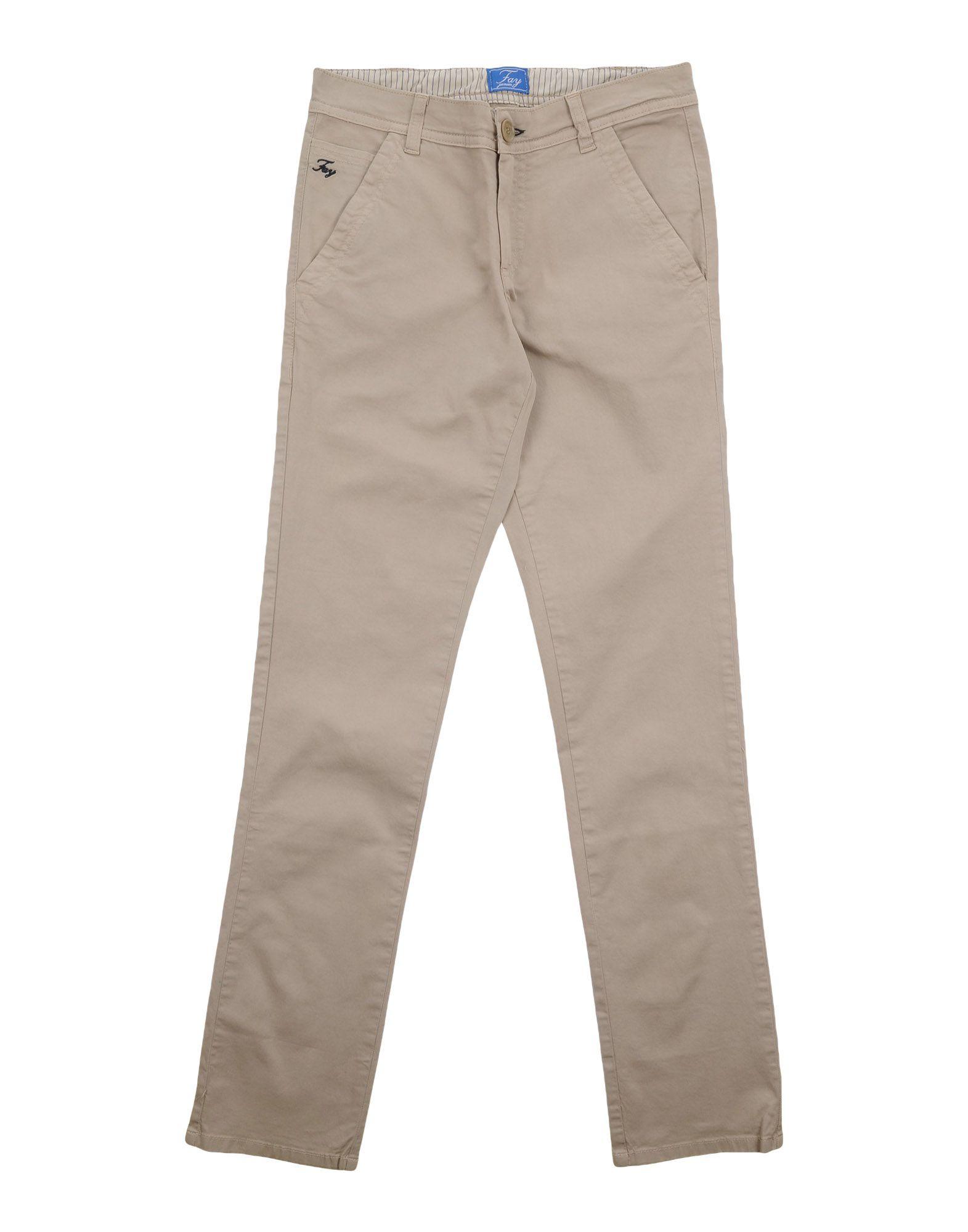 купить FAY JUNIOR Повседневные брюки дешево