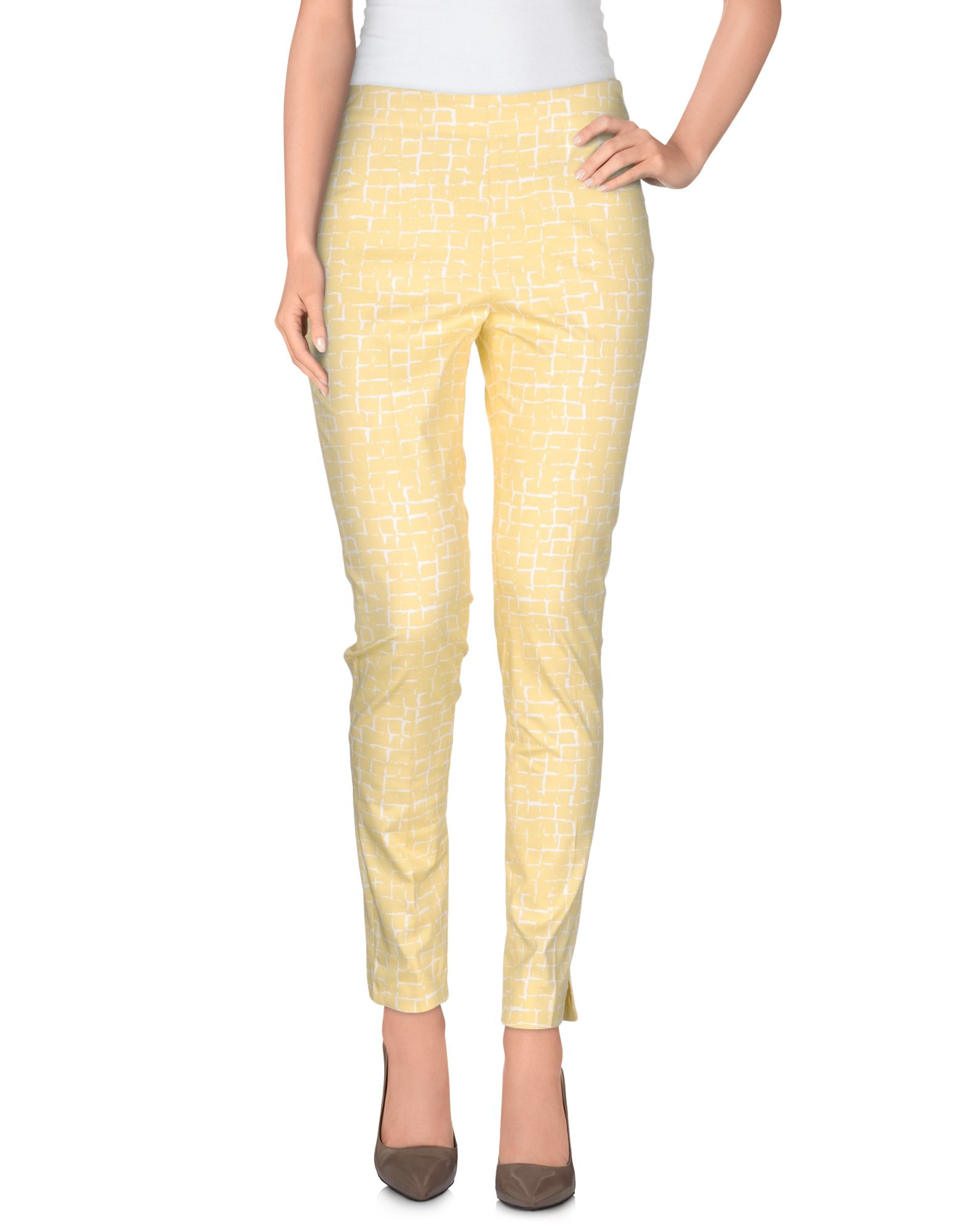 BLU BIANCO Повседневные брюки marilyn manson stockholm