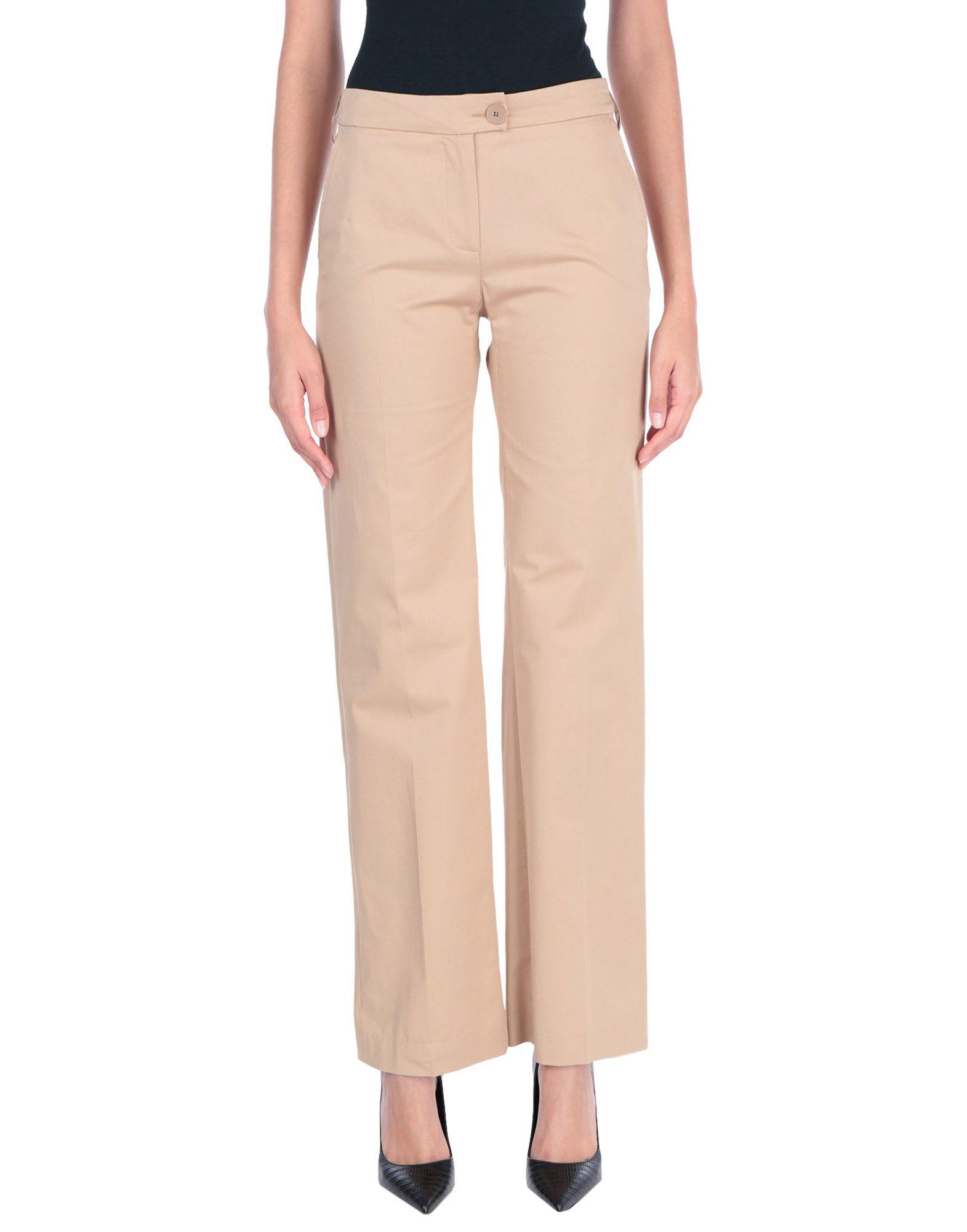 PATRIZIA PEPE Повседневные брюки patrizia pepe широкие джинсы