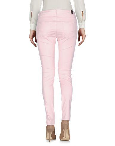 Фото 2 - Повседневные брюки от PEUTEREY цвет телесный