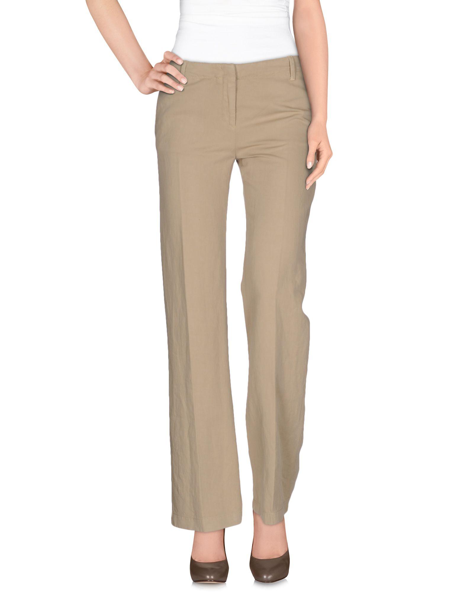 Фото ASPESI Повседневные брюки. Купить с доставкой